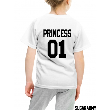 Princess 01 t-shirt | CUSTOM NUMBER