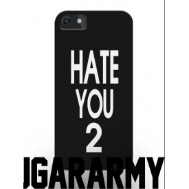 HATE YOU 2 phone case