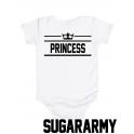 Royalty PRINCESS baby bodysuit