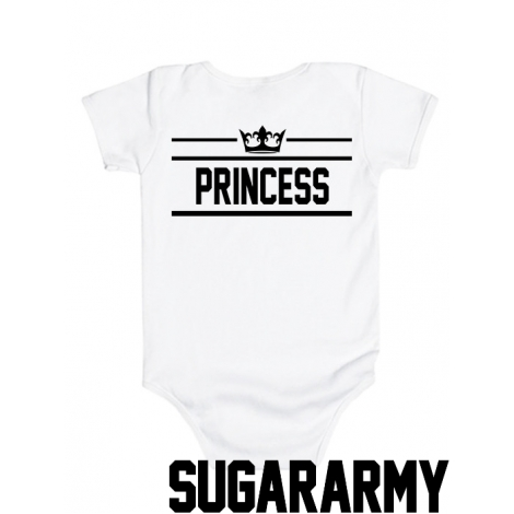 Royalty PRINCESS baby bodysuit