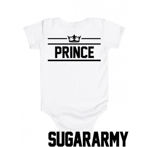 Royalty PRINCE baby bodysuit