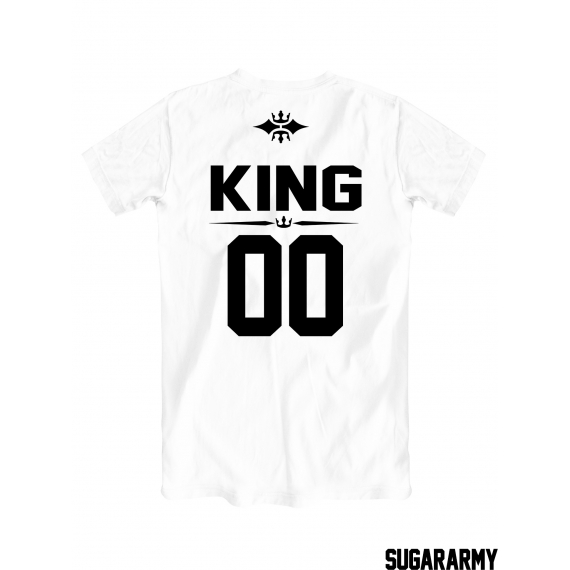 Child KING t-shirt | CUSTOM NUMBER
